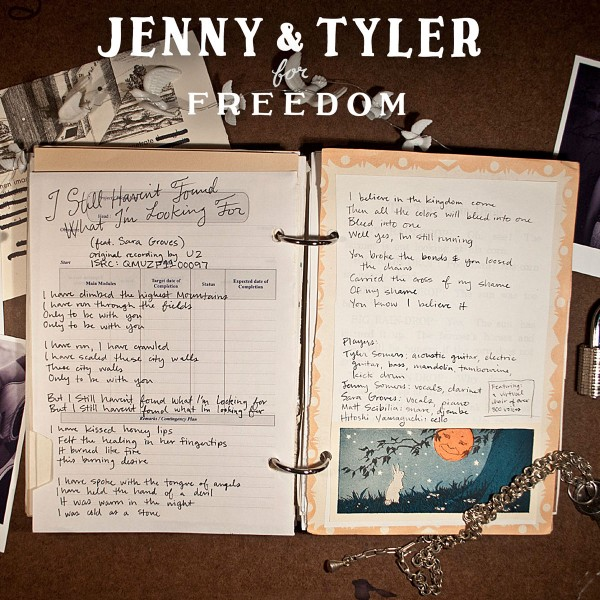 Jenny Tyler For Freedom Track 7 I Still Havent Found What Im